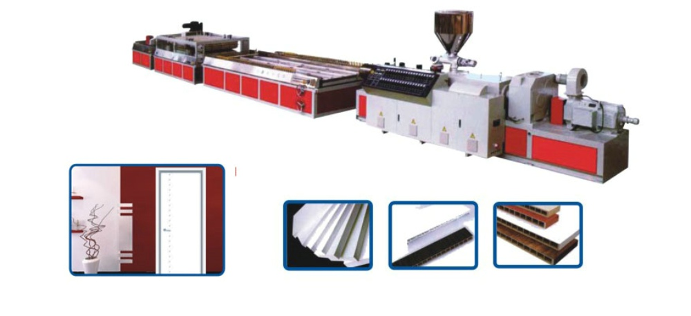WPC Door Production Equipment