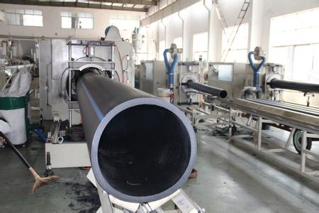 HDPE16-1200 pipe extrusion line