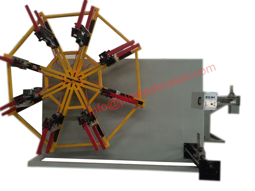 Fully Automatic coiler