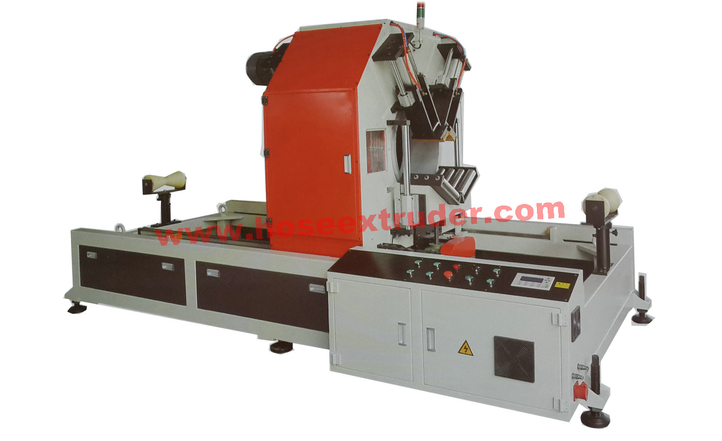 JD-75 Chipless cutting machine (with chamfering function)