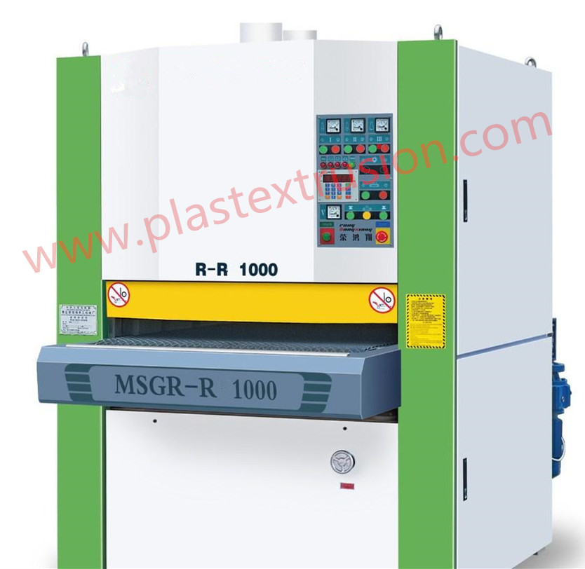WPC Door Panel Sanding Machine