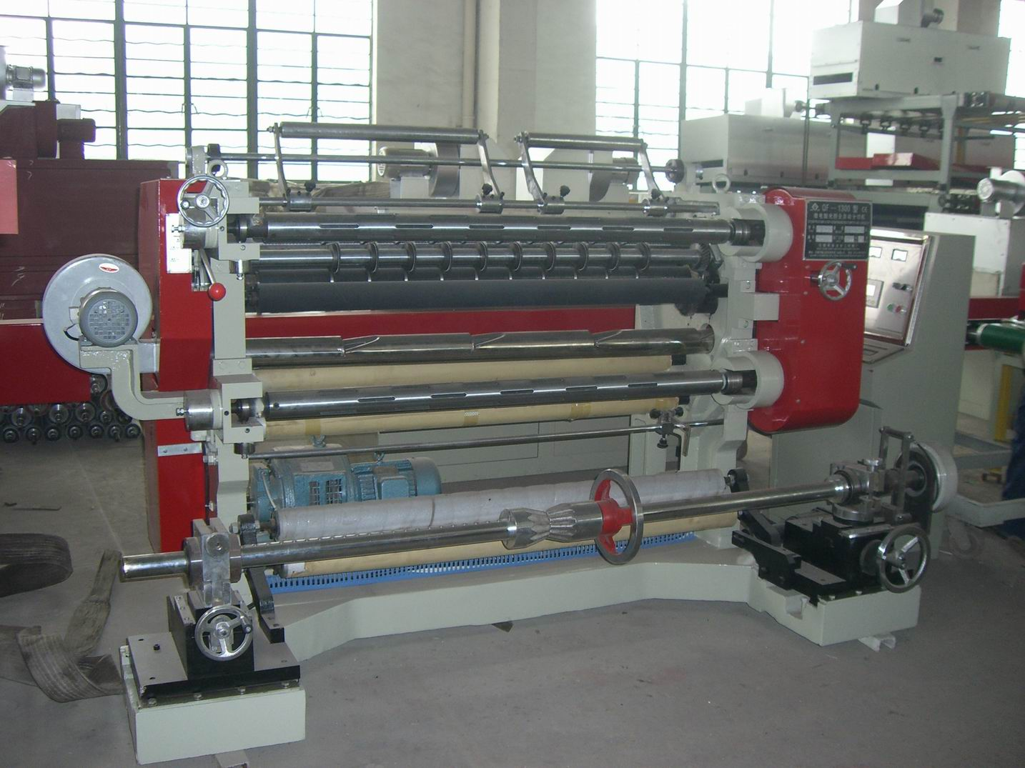 Stamping Film Slitting Machine