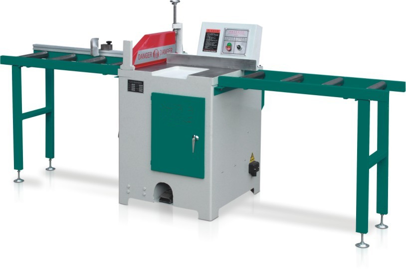 PE/PP WPC Profiles Length Cutting Machine