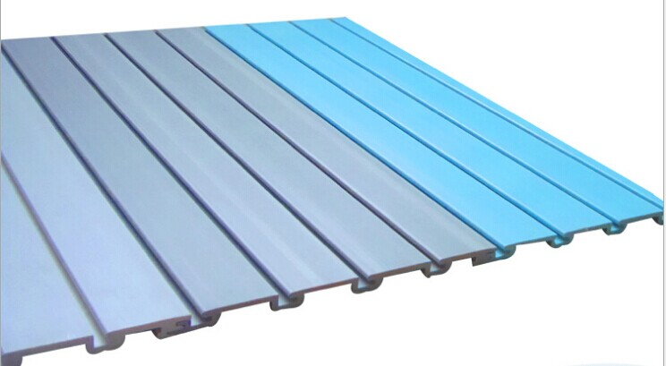 PVC Foamed Slat Wall Panel Machine
