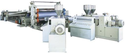 PP/PS Single Layer/Multi Layers Sheet Line